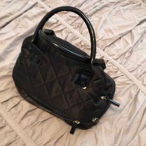 Handbags - Insulated Women's lunch bag/sep sandwich comp.